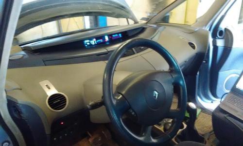 Renault kormányszervó javítása, programozása, inicializálása.